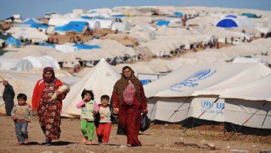 Photo of اللاجئون في المنطقة العربية:
