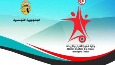 Photo of كوفيد-19: وزارة شؤون الشباب الرياضة تضع على ذمّة رياضيي النّخبة إجراءً يوميًّا لتقصّي الحالات المشتبهة بالإصابة بكورونا