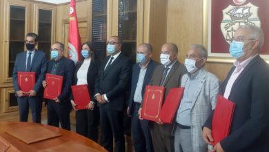 Photo of الاتفاق الخاص بتسوية عمال الحضائر