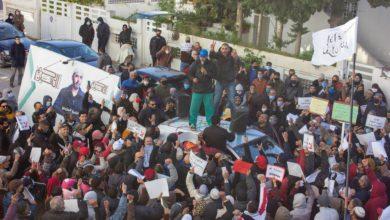 """Photo of """"الهايكا"""" تتعرض إلى عملية حصار من قبل مجموعة من أتباع النائب سعيد الجزيري"""