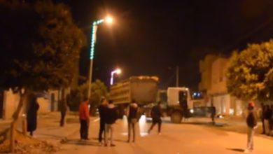 """Photo of فيديو : قفصة..ردود فعل غاضبة على وعود """"المشيشي"""" المخيّبة للآمال"""