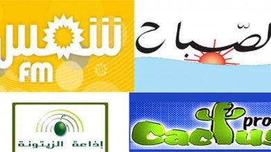 "Photo of الإعلام المصادر في تونس في وضعية ""إن-عاش """