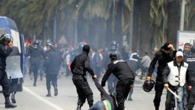 Photo of رابطة حقوق الإنسان تحصي 1400 موقوف على خلفية الاحتجاجات الاخيرة