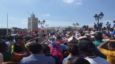 Photo of 1 فيفري :وقفة احتجاجية للمعطلين عن العمل في القصبة