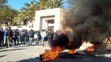 Photo of أكثر من  2680 تحرك احتجاجي في تونس منذ مطلع العام الحالي