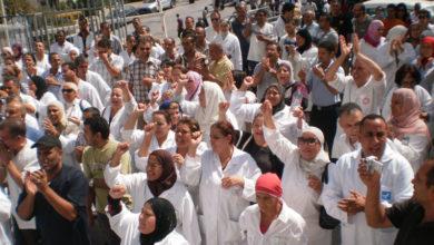 Photo of الاثنين 8 فيفري: أعوان الصحّة ينفّذون تحرّكات احتجاجيّة