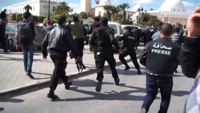 Photo of نقابة الصحفيين : 22 اعتداء على الصحفيين خلال جانفي