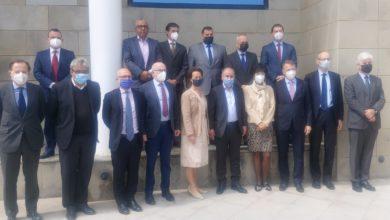 Photo of لقاء بين سفراء الاتحاد الأوروبي و الامين العام للاتحاد العام التونسي للشغل