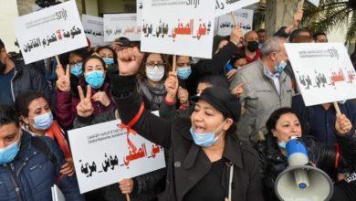 Photo of تنفيذ وقفة احتجاجية أمام وكالة تونس افريقيا للانباء
