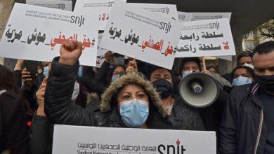 Photo of جمعيات ومنظمات تطالب الحكومة بإنهاء التعيينات السياسية على رأس الإعلام العمومي والمصادر