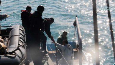 Photo of وزارة الدفاع الوطني تعلن إنقاذ 262 مهاجرا غير نظامي