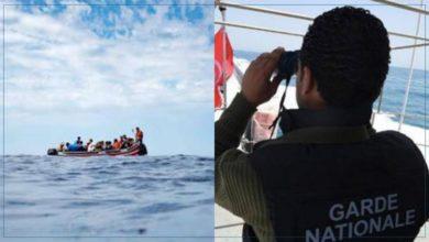 Photo of الحرس البحري ينقذ 31 مهاجرا غير نظامي من جنسيات افريقية
