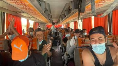 Photo of ترحيل 76  تونسيا  موقوفين بمراكز الهجرة غير الشرعية بطرابلس